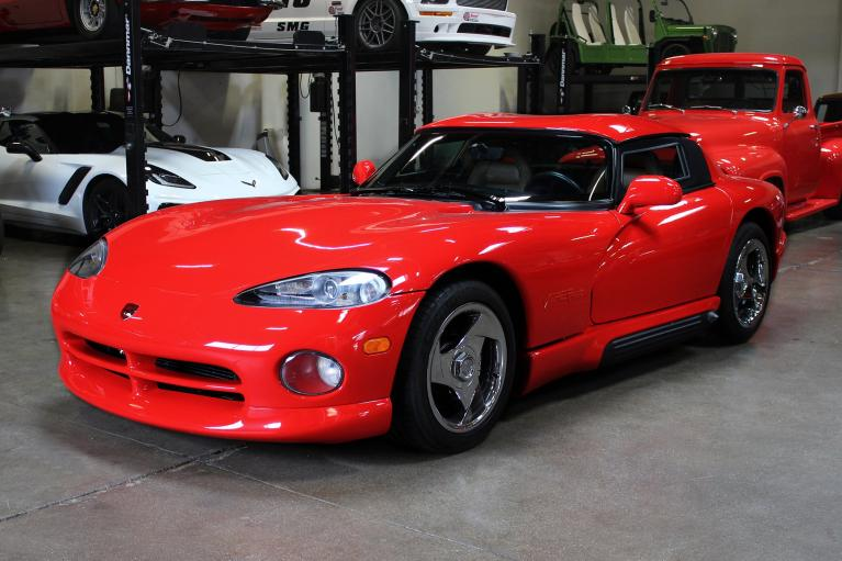 Used 1995 Dodge Viper for sale Sold at San Francisco Sports Cars in San Carlos CA 94070 3