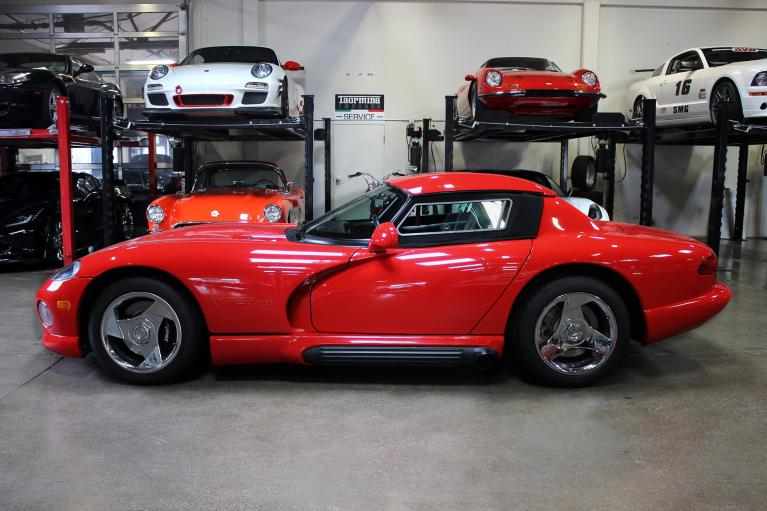 Used 1995 Dodge Viper for sale Sold at San Francisco Sports Cars in San Carlos CA 94070 4