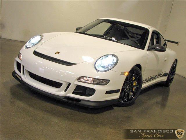 Used 2007 Porsche 997 GT3RS for sale Sold at San Francisco Sports Cars in San Carlos CA 94070 2