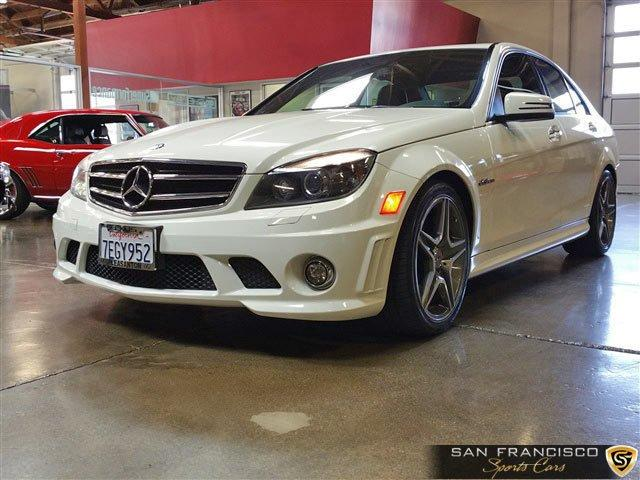 Used 2010 Mercedes-Benz C63 AMG for sale Sold at San Francisco Sports Cars in San Carlos CA 94070 2