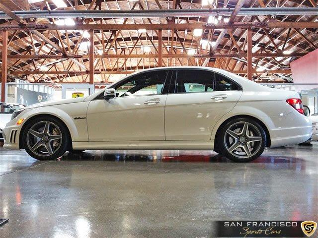 Used 2010 Mercedes-Benz C63 AMG for sale Sold at San Francisco Sports Cars in San Carlos CA 94070 3