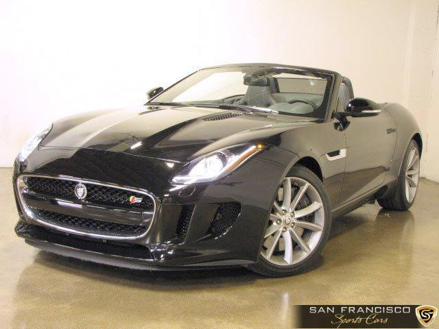 Used 2014 Jaguar F-Type V6 S for sale Sold at San Francisco Sports Cars in San Carlos CA 94070 2