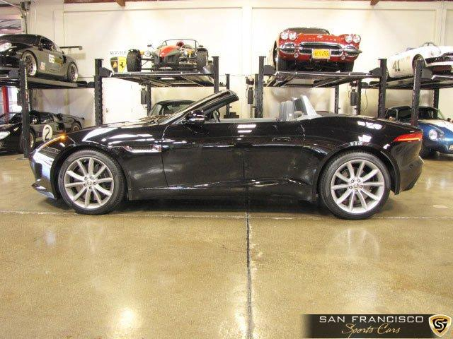 Used 2014 Jaguar F-Type V6 S for sale Sold at San Francisco Sports Cars in San Carlos CA 94070 3