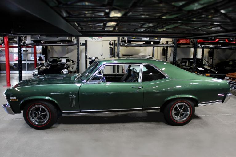 Used 1970 Chevrolet Nova L78 for sale Sold at San Francisco Sports Cars in San Carlos CA 94070 4