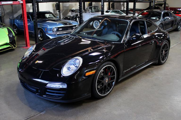 Used 2012 Porsche Carrera 4 GTS for sale Sold at San Francisco Sports Cars in San Carlos CA 94070 3