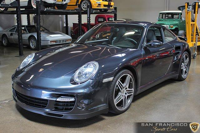 Used 2007 Porsche 911 Turbo for sale Sold at San Francisco Sports Cars in San Carlos CA 94070 2