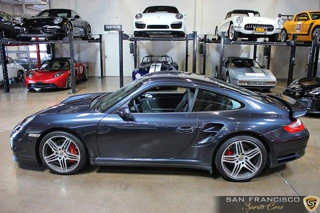 Used 2007 Porsche 911 Turbo for sale Sold at San Francisco Sports Cars in San Carlos CA 94070 3