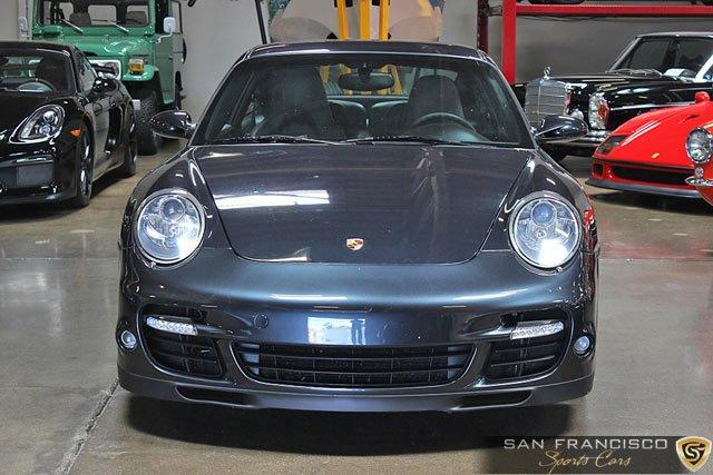 Used 2007 Porsche 911 Turbo for sale Sold at San Francisco Sports Cars in San Carlos CA 94070 1