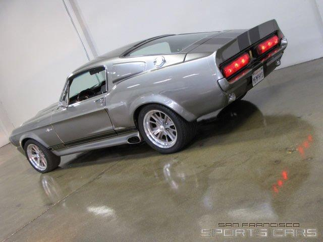 Used 1967 Shelby Mustang GT500 Eleanor for sale Sold at San Francisco Sports Cars in San Carlos CA 94070 4