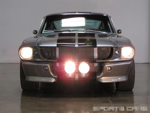 Used 1967 Shelby Mustang GT500 Eleanor for sale Sold at San Francisco Sports Cars in San Carlos CA 94070 1