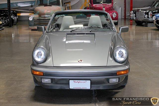 Used 1987 Porsche 911 Cabriolet for sale Sold at San Francisco Sports Cars in San Carlos CA 94070 1