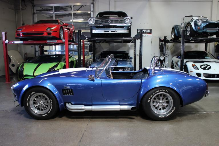 Used 2004 Superformance Cobra for sale Sold at San Francisco Sports Cars in San Carlos CA 94070 4
