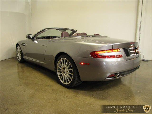 Used 2006 Aston Martin DB9 Volante for sale Sold at San Francisco Sports Cars in San Carlos CA 94070 4