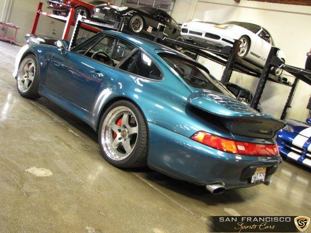 Used 1996 Porsche 993 Turbo Andial for sale Sold at San Francisco Sports Cars in San Carlos CA 94070 4