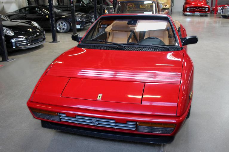Used 1990 Ferrari Mondial T for sale Sold at San Francisco Sports Cars in San Carlos CA 94070 2