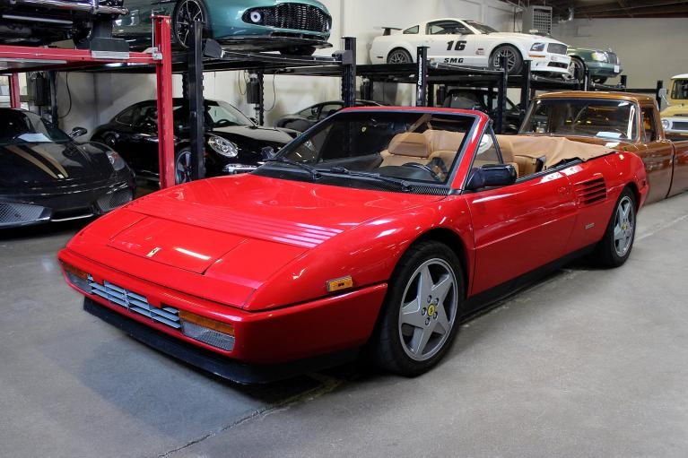Used 1990 Ferrari Mondial T for sale Sold at San Francisco Sports Cars in San Carlos CA 94070 3