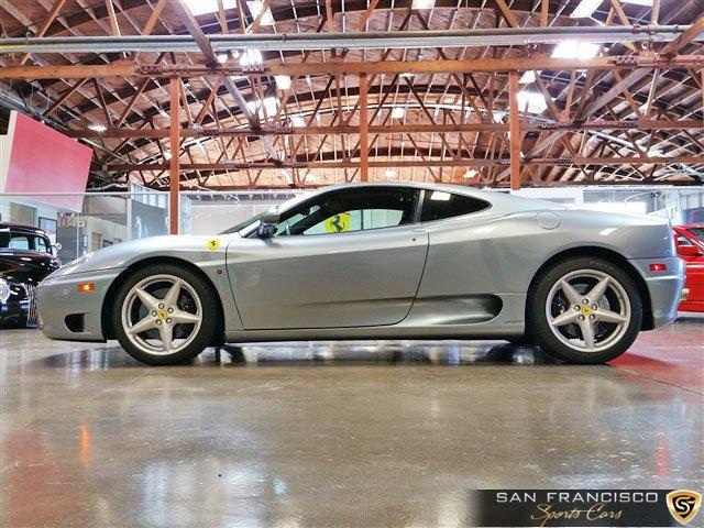 Used 1999 Ferrari 360 for sale Sold at San Francisco Sports Cars in San Carlos CA 94070 3