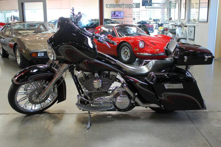 Used 2005 Harley Davidson Street Glide for sale Sold at San Francisco Sports Cars in San Carlos CA 94070 4