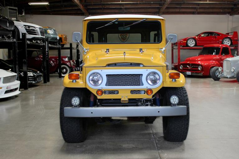 Used 1969 Toyota Land Cruiser for sale Sold at San Francisco Sports Cars in San Carlos CA 94070 2