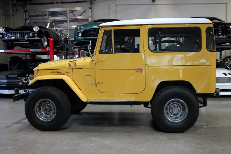 Used 1969 Toyota Land Cruiser for sale Sold at San Francisco Sports Cars in San Carlos CA 94070 4