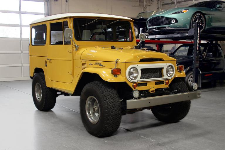 Used 1969 Toyota Land Cruiser for sale Sold at San Francisco Sports Cars in San Carlos CA 94070 1