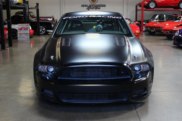 Used 2014 Ford Mustang Cobra Jet for sale Sold at San Francisco Sports Cars in San Carlos CA 94070 2