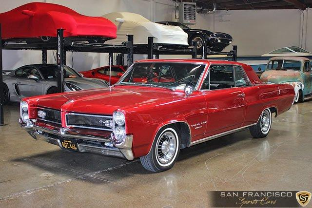 Used 1964 Pontiac Grand Prix for sale Sold at San Francisco Sports Cars in San Carlos CA 94070 2