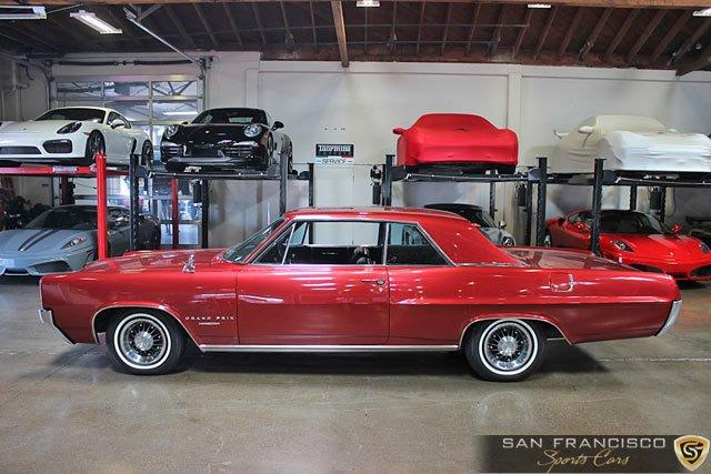 Used 1964 Pontiac Grand Prix for sale Sold at San Francisco Sports Cars in San Carlos CA 94070 3