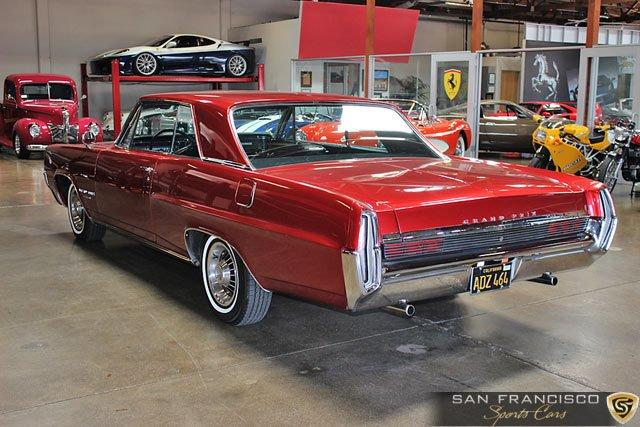 Used 1964 Pontiac Grand Prix for sale Sold at San Francisco Sports Cars in San Carlos CA 94070 4