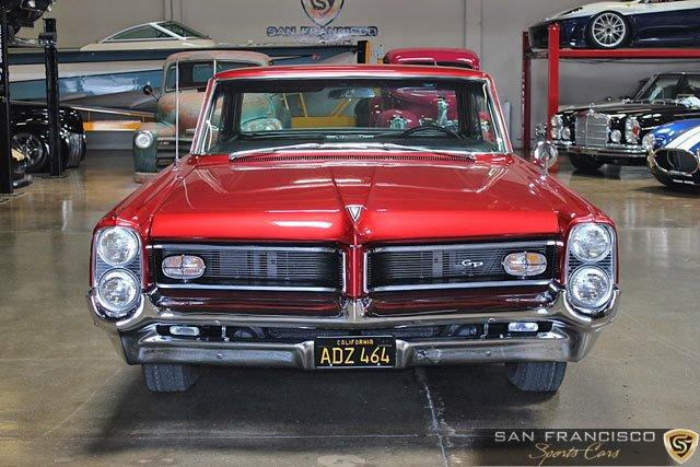 Used 1964 Pontiac Grand Prix for sale Sold at San Francisco Sports Cars in San Carlos CA 94070 1