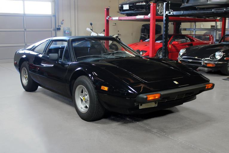 Used 1979 Ferrari 308 GTS for sale $67,995 at San Francisco Sports Cars in San Carlos CA