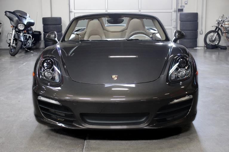 Used 2014 Porsche Boxster S for sale Sold at San Francisco Sports Cars in San Carlos CA 94070 2