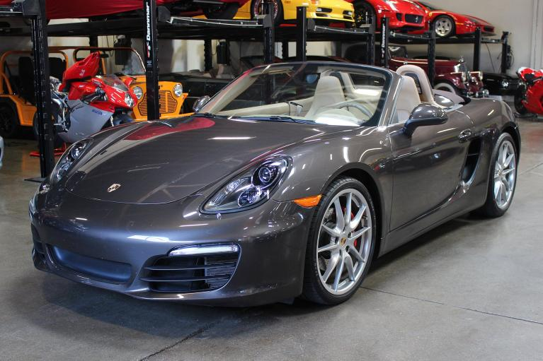 Used 2014 Porsche Boxster S for sale Sold at San Francisco Sports Cars in San Carlos CA 94070 3
