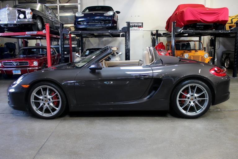 Used 2014 Porsche Boxster S for sale Sold at San Francisco Sports Cars in San Carlos CA 94070 4