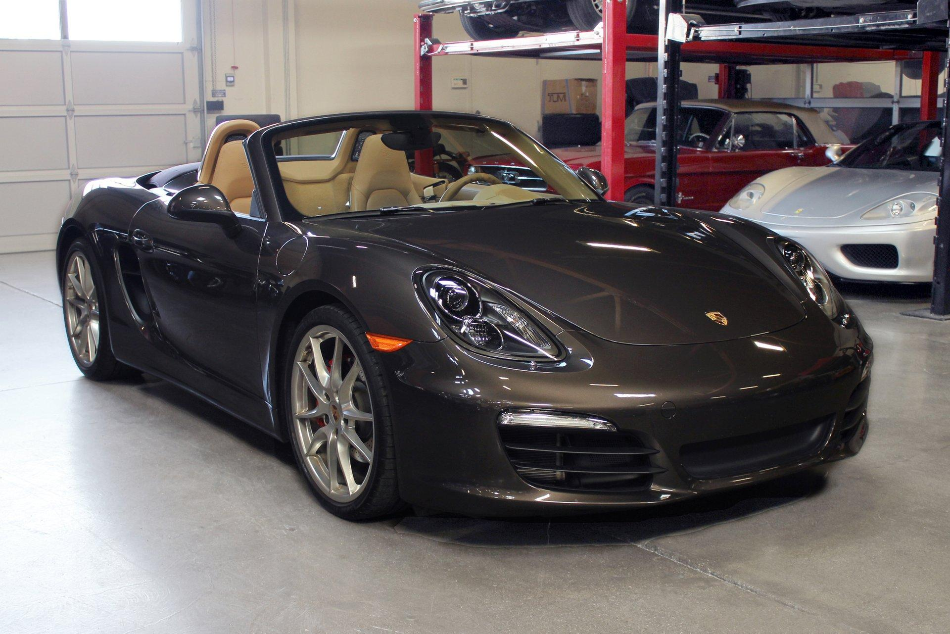 Used 2014 Porsche Boxster S for sale Sold at San Francisco Sports Cars in San Carlos CA 94070 1