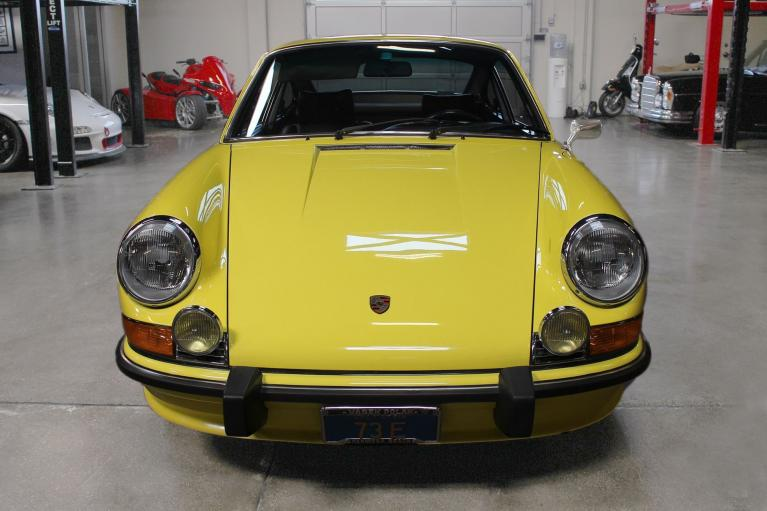 Used 1973 Porsche 911E for sale Sold at San Francisco Sports Cars in San Carlos CA 94070 2