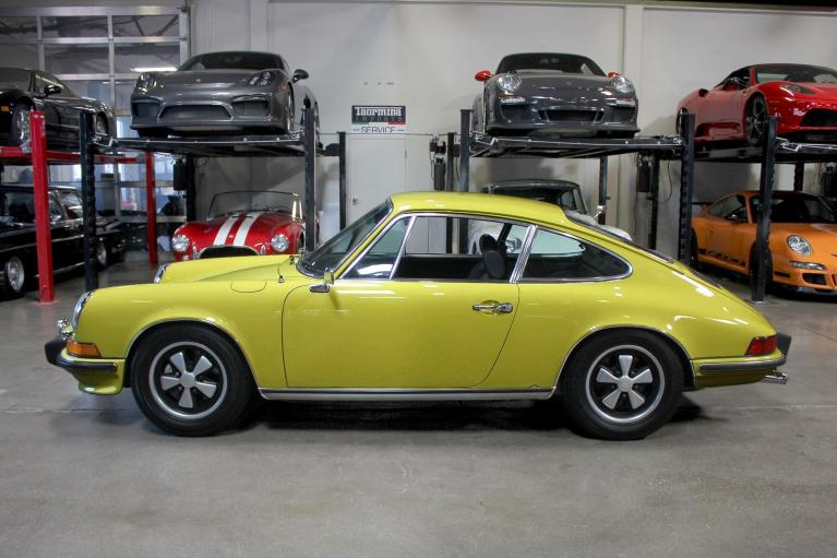 Used 1973 Porsche 911E for sale Sold at San Francisco Sports Cars in San Carlos CA 94070 4