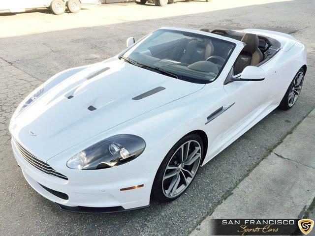 Used 2012 Aston Martin DBS Volante for sale Sold at San Francisco Sports Cars in San Carlos CA 94070 2