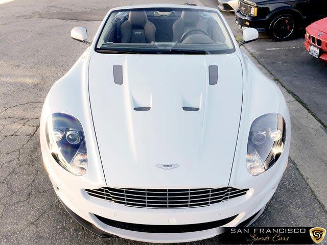 Used 2012 Aston Martin DBS Volante for sale Sold at San Francisco Sports Cars in San Carlos CA 94070 1