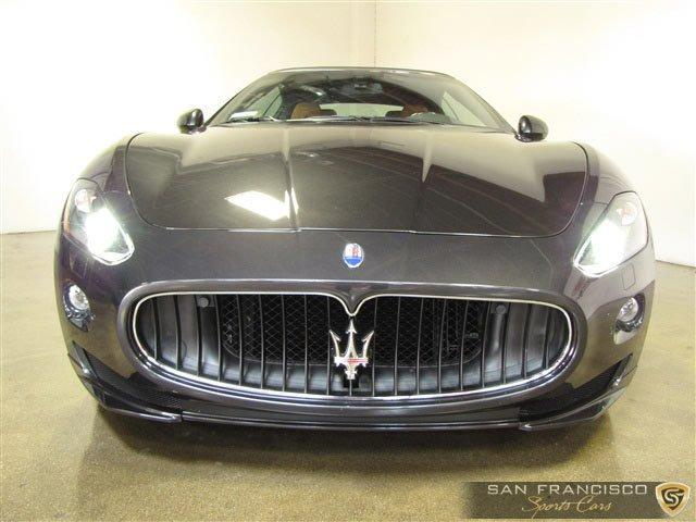 Used 2012 Maserati GranTurismo Cabriolet for sale Sold at San Francisco Sports Cars in San Carlos CA 94070 1