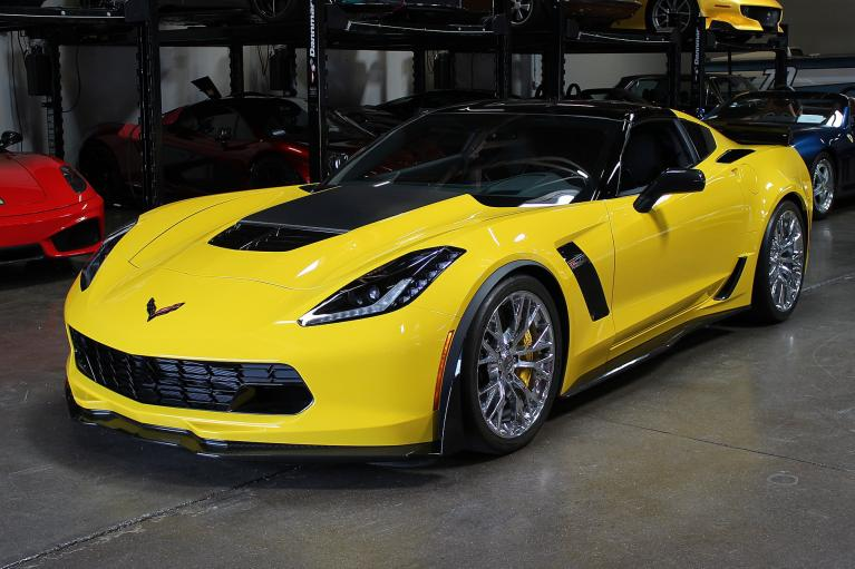 Used 2015 Chevrolet Corvette for sale Sold at San Francisco Sports Cars in San Carlos CA 94070 4