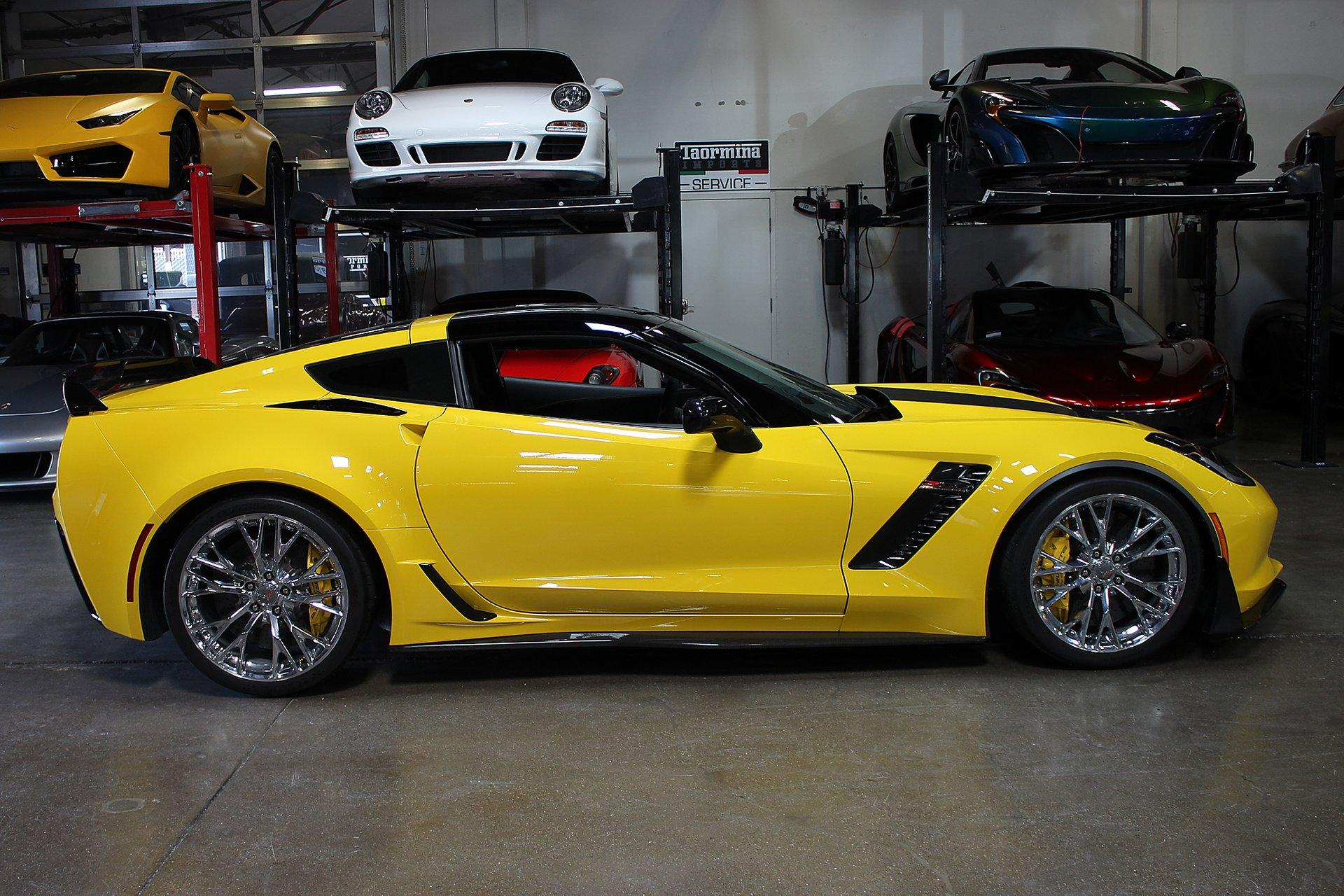 Used 2015 Chevrolet Corvette for sale Sold at San Francisco Sports Cars in San Carlos CA 94070 1