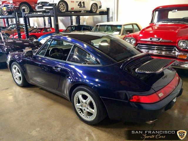 Used 1996 Porsche 911 Targa for sale Sold at San Francisco Sports Cars in San Carlos CA 94070 2