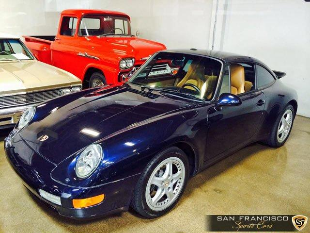 Used 1996 Porsche 911 Targa for sale Sold at San Francisco Sports Cars in San Carlos CA 94070 1