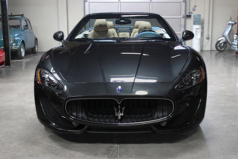 Used 2013 Maserati GranTurismo Sport for sale Sold at San Francisco Sports Cars in San Carlos CA 94070 2
