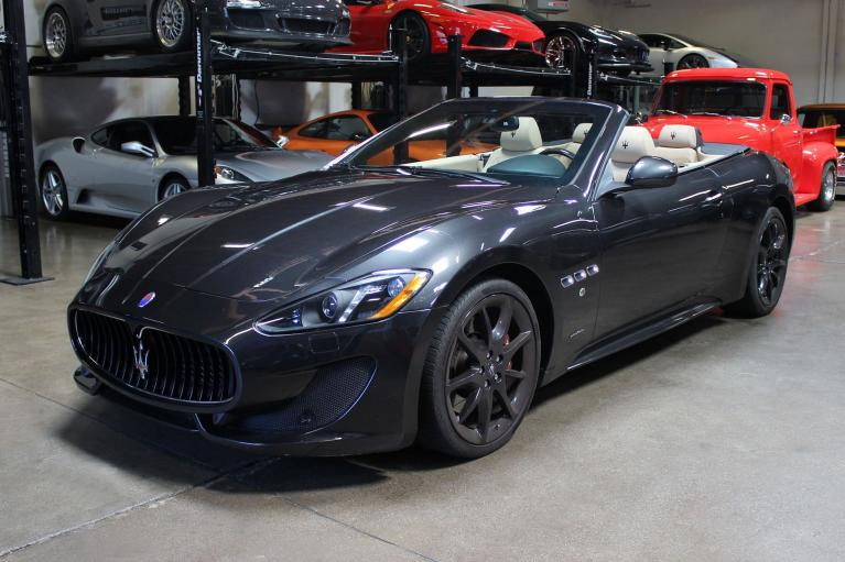 Used 2013 Maserati GranTurismo Sport for sale Sold at San Francisco Sports Cars in San Carlos CA 94070 3