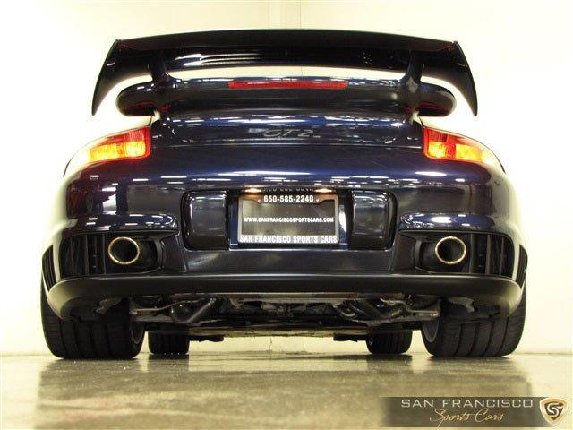 Used 2008 Porsche 997 GT2 for sale Sold at San Francisco Sports Cars in San Carlos CA 94070 4