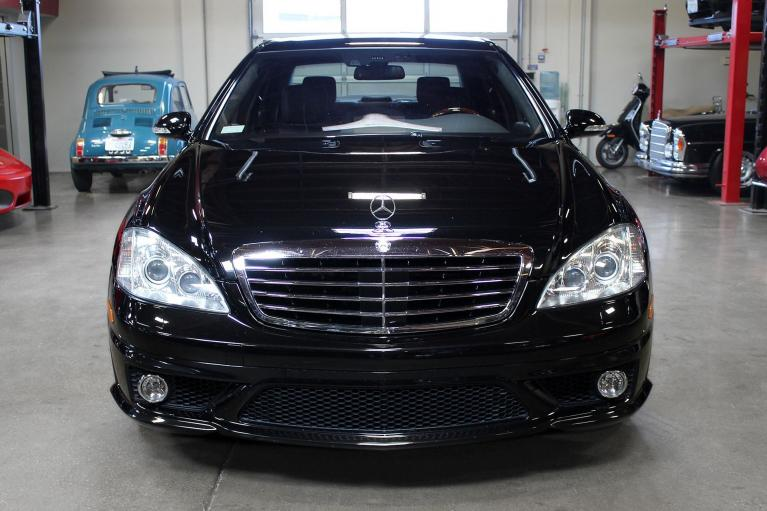 Used 2007 Mercedes-Benz AMG S65 for sale Sold at San Francisco Sports Cars in San Carlos CA 94070 2