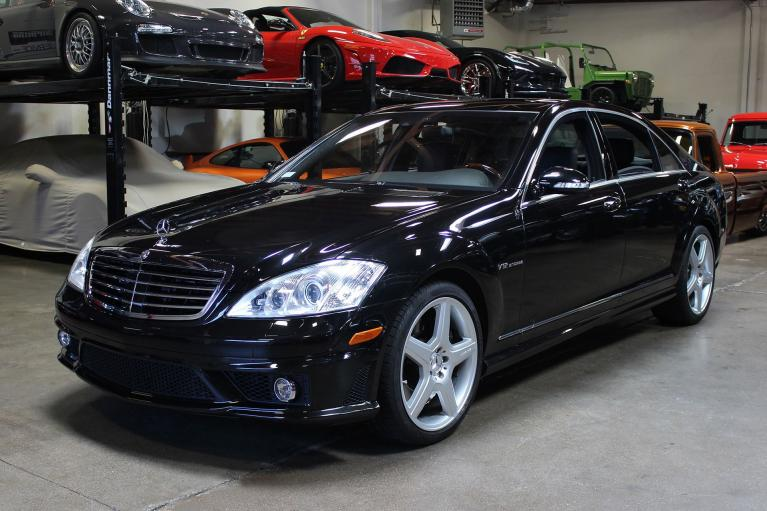 Used 2007 Mercedes-Benz AMG S65 for sale Sold at San Francisco Sports Cars in San Carlos CA 94070 3