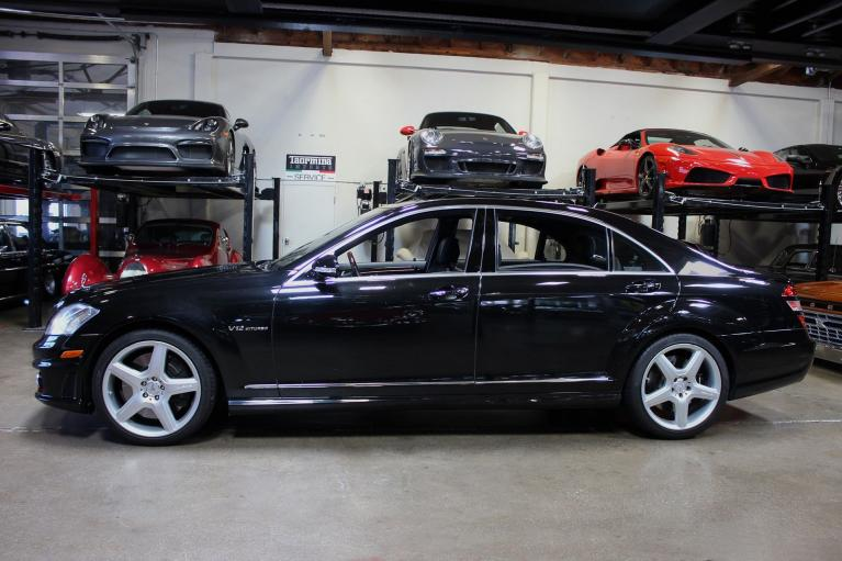 Used 2007 Mercedes-Benz AMG S65 for sale Sold at San Francisco Sports Cars in San Carlos CA 94070 4